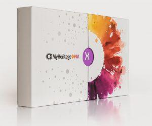 עיצוב אריזה ל-MyHeritage