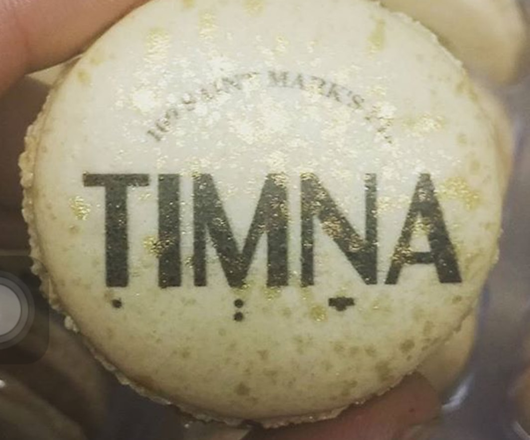 מיתוג ועיצוב לוגו למסעדה TIMNA NYC - NFH