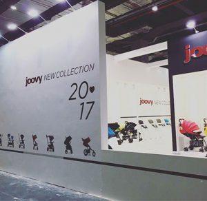 Joovy exhibition design