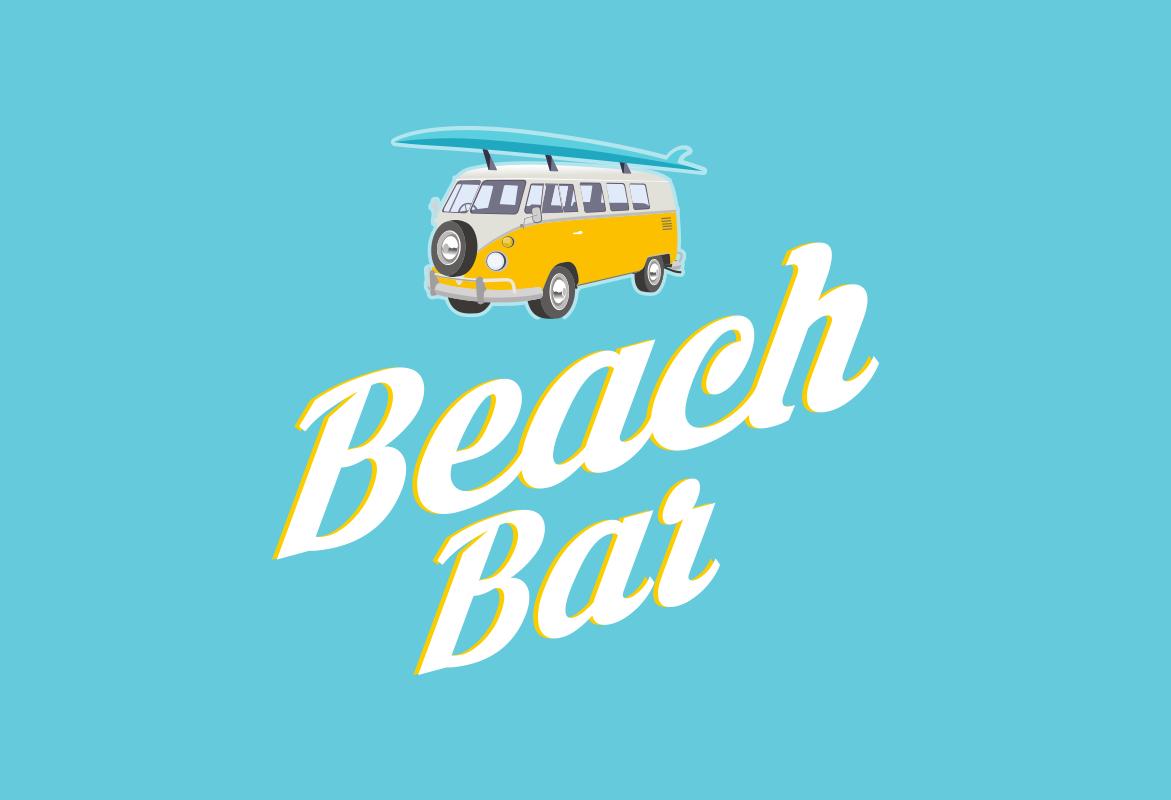 BeachBar_Branding_Logo_NotFromHere_BrandAgency