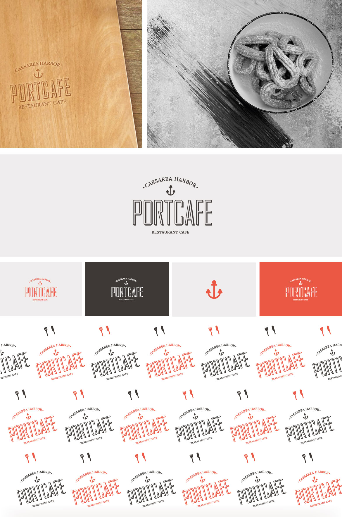 _LogoDesign_Restaurnt_NFH_Port_Cafe_Branding