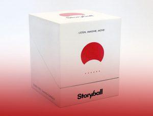 StoryBall מיתוג ועיצוב אריזה עבור צעצוע חכם - NFH