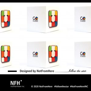 nfh - unboxing package design