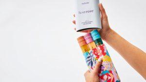 luxerose packagedesign